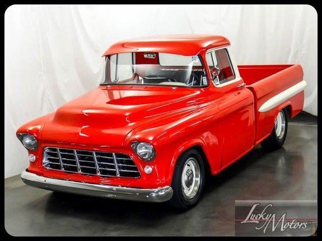 1956 Chevrolet Apache 3100 Pickup Rotisserie Restoration