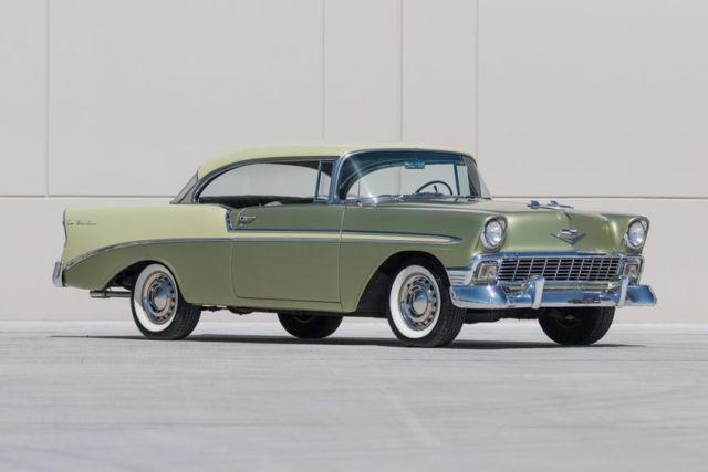 1956 chevrolet bel air 2 door hardtop 85 000 invested in for 1956 chevy 2 door hardtop for sale