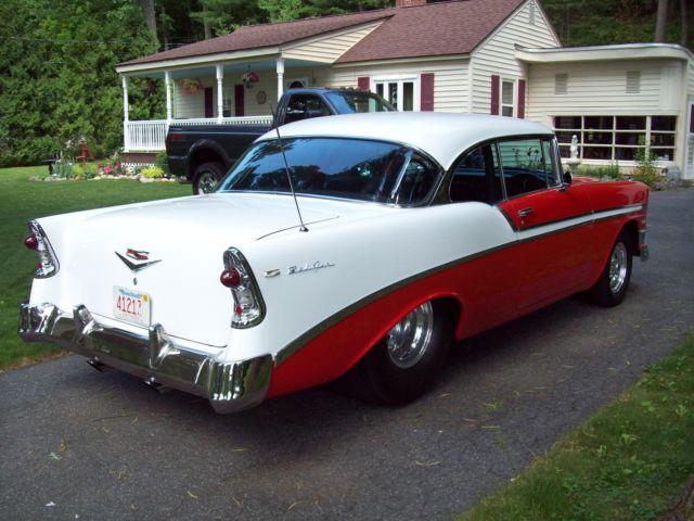 1956 Chevy Bel Air Pro Street