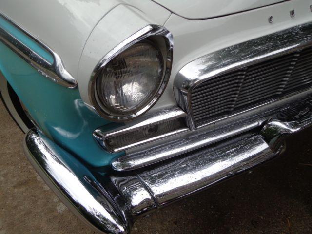 1956 chrysler new yorker 4 dr hardtop no reserve ps for 1956 chrysler new yorker 4 door