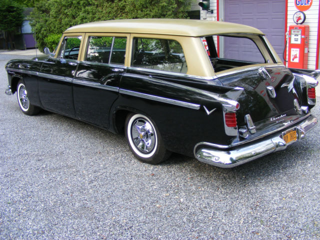 Chrysler Town Country Station Wagon Original Mi Survivor