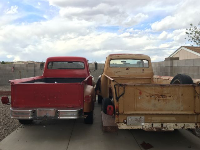 1956 ford f100 1956 f200 parts truck. Cars Review. Best American Auto & Cars Review