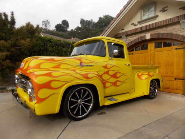 West Coast Customs Cars For Sale >> 1956 Ford F100 West Coast Truck 351 Auto PS PB Vintage A/C