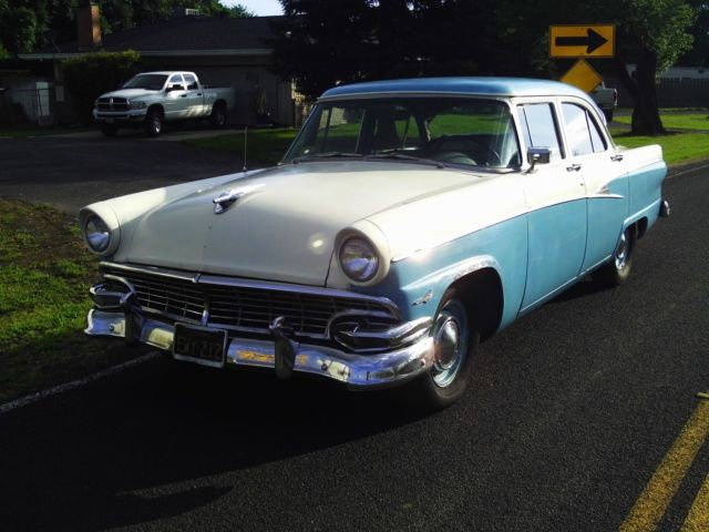 ford fairlane crestliner classic muscle hot rod thunderbird columbia. Cars Review. Best American Auto & Cars Review