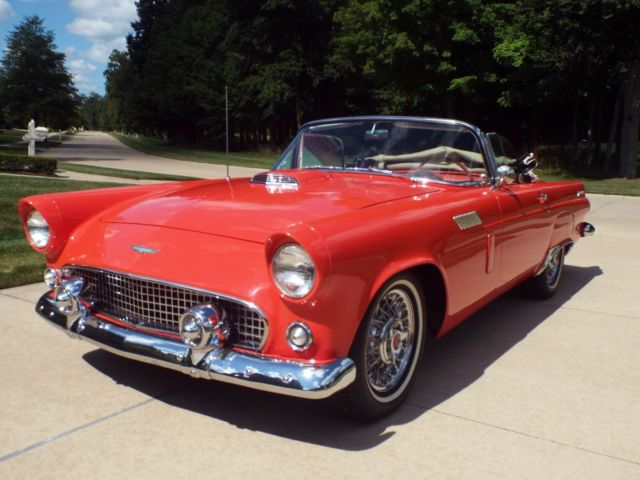 1956 ford thunderbird the best. Black Bedroom Furniture Sets. Home Design Ideas