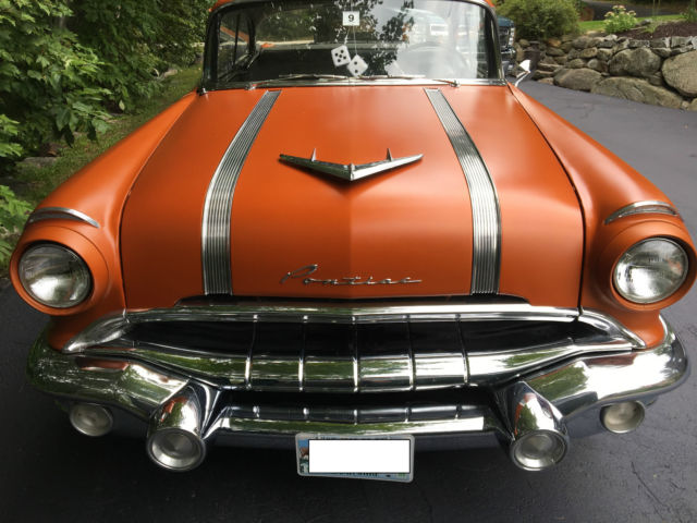 pontiac chieftain catalina 1956