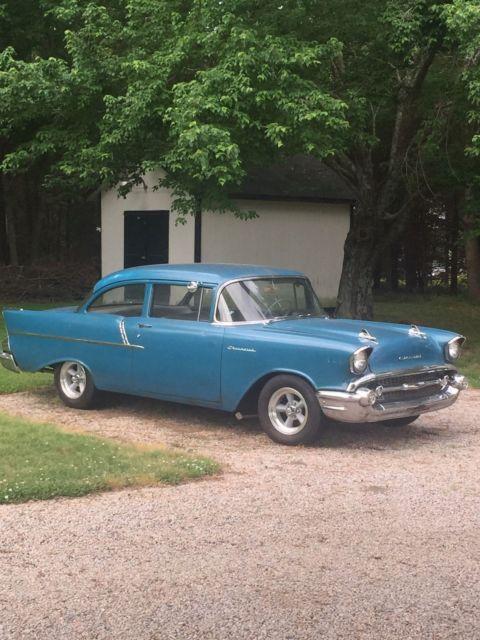 1957 chevrolet 150 2 door sedan for 1957 chevy 2 door sedan