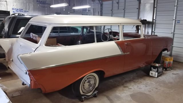 1957 chevrolet 210 2 door wagon project for 1957 chevy two door wagon