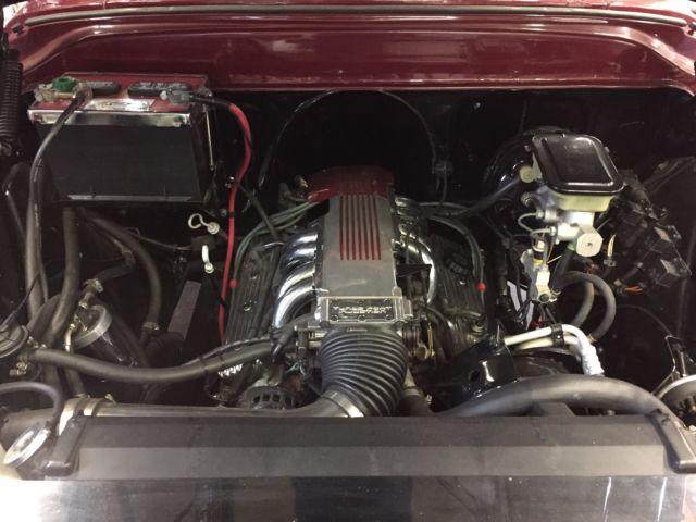 1957 Chevrolet Chevy Pickup Custom