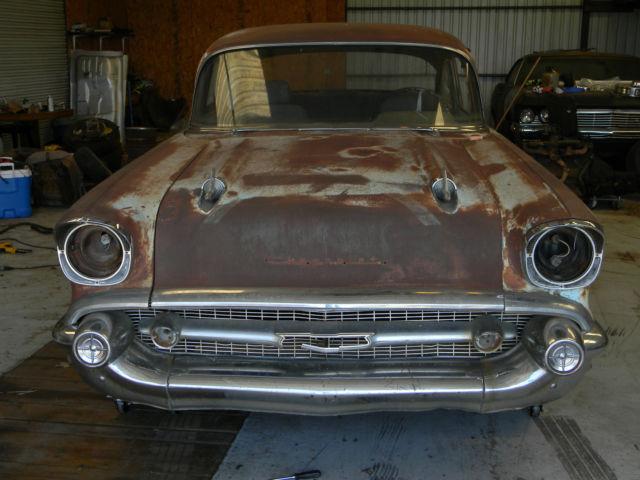 1957 chevy 210 2dr post project car 2 door for 1957 chevy 210 2 door