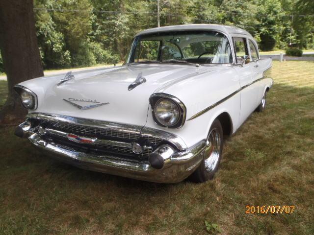 1957 chevy 210 belair 2 door post sedan restored for 1957 chevy belair 2 door post