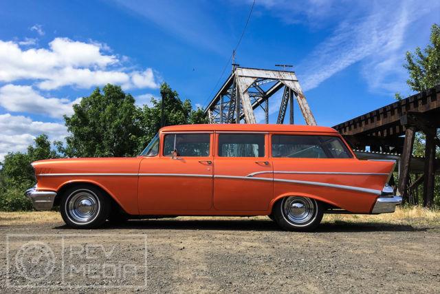 1957 chevy bel air 4 door wagon for 1957 chevy wagon 4 door
