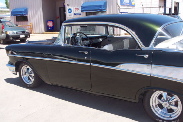 1957 chevy belair 4 door hardtop for 1957 chevy bel air 4 door hardtop