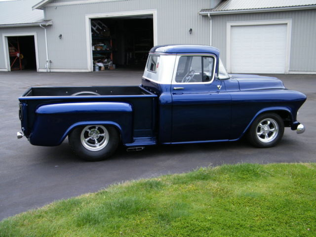 1957 chevy truck 454 big block chevy 9 ford pro street. Black Bedroom Furniture Sets. Home Design Ideas