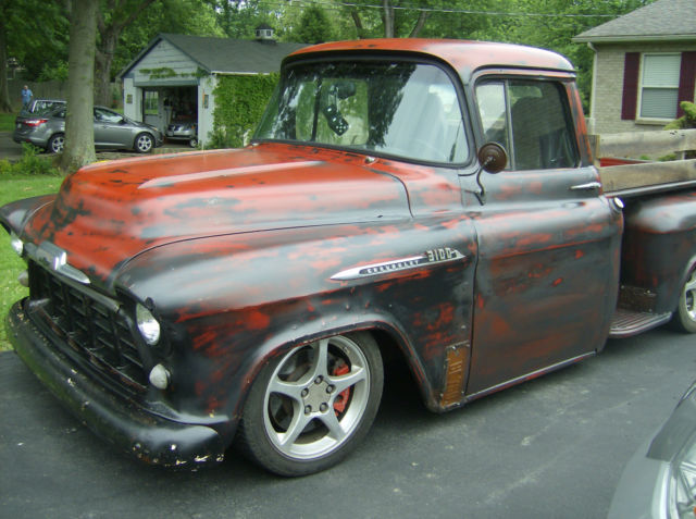 1957 Chevy Truck Retro Rod Rat Rod