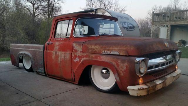 Used Tires Des Moines >> 1957 Ford F100 , Cummins Turbo Diesel , Rat rod ,Street rod