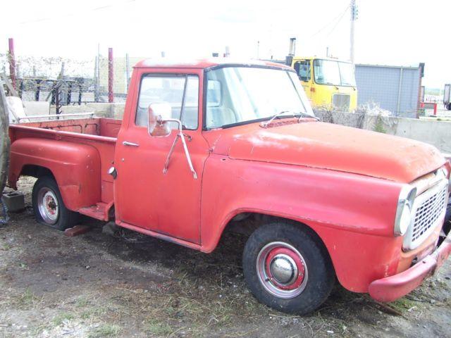 1957 international pickup specs