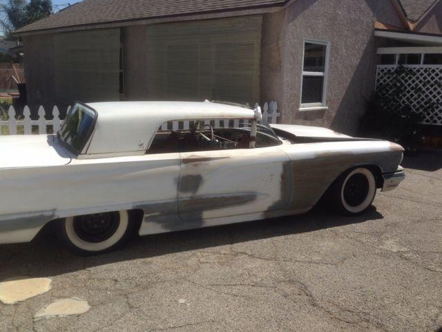 1958 Ford Thunderbird Custom Project 58 59 60