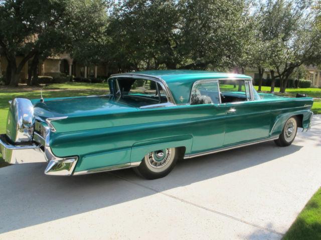 1958 Lincoln Continental Mark Iii Very Rare 2 Door Only 32 000 Original Miles