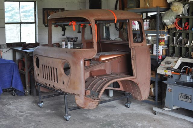 Local Car Auctions >> 1958 willys jeep FC170 DRW