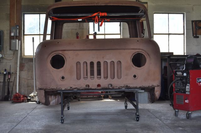 Jeep Willys For Sale >> 1958 willys jeep FC170 DRW
