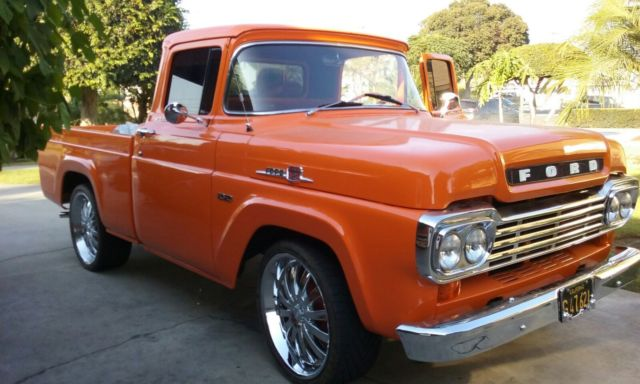 Ford f 150 pickup used engine low mileage original ford for Used ford truck motors
