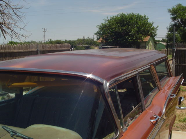 1959 Ford Station Wagon Country Sedan
