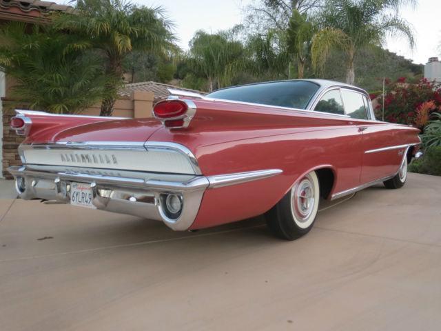 1959 oldsmobile super 88 2 dr ht