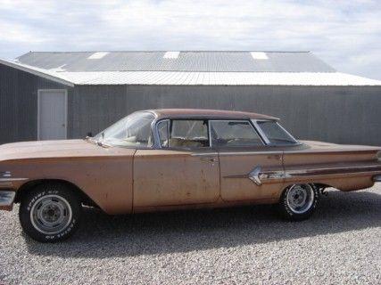 1960 Chevrolet Impala 4 Door Hardtop