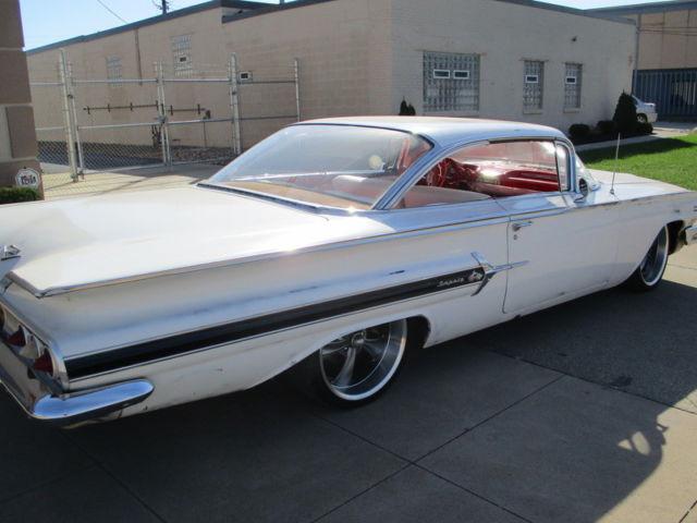 1960 Chevrolet Impala Sport Coupe Survivor No Rust Ever