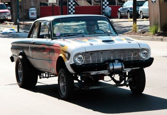 1960 Ford Falcon Gasser Hot Rod