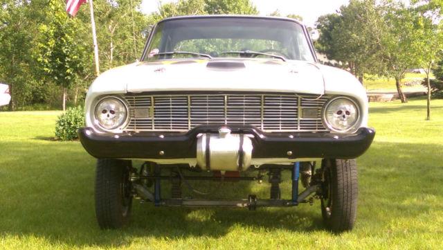 1960 ford falcon gasser hot rod for General motors assembly line job description