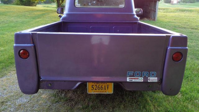 Ford Pickup F