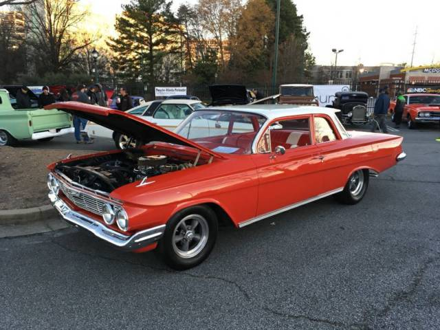 Chevy Biscayne Drag Car Pic S