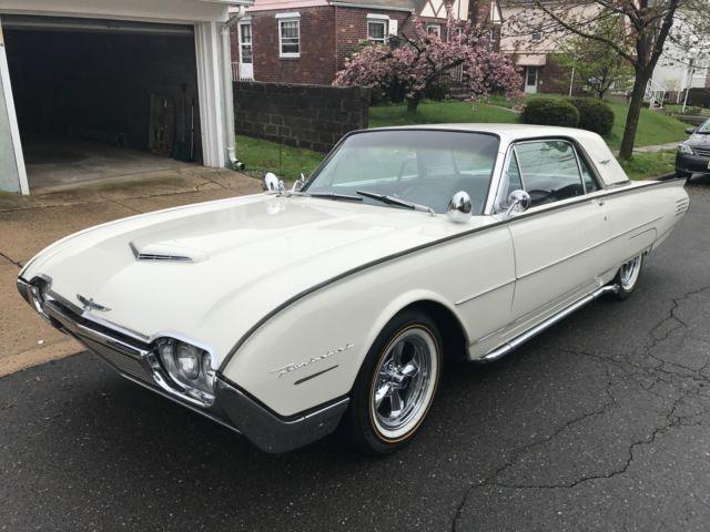 1961 Ford Thunderbird Super Stunning 60k Restoration Must Sell