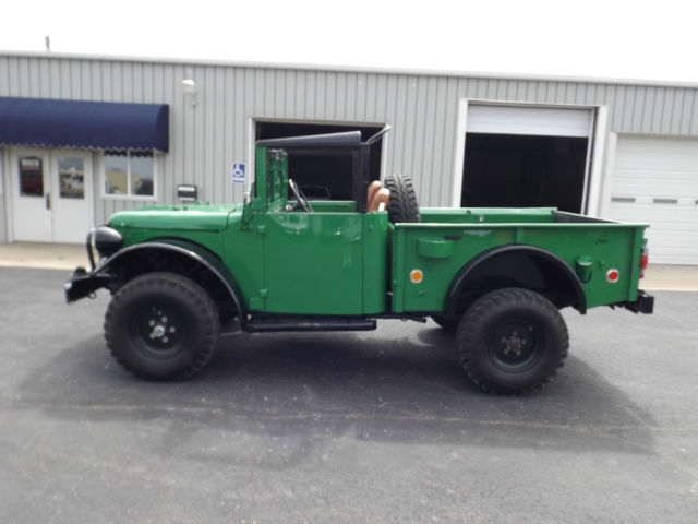 1962 dodge m37 power wagon
