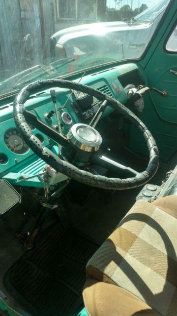 1962 Ford Econoline Pickup classic and rare 1961-1967