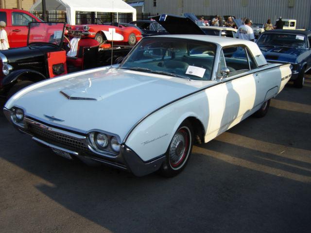1962 Ford Thunderbird Aka Bullet In Beautiful Shape