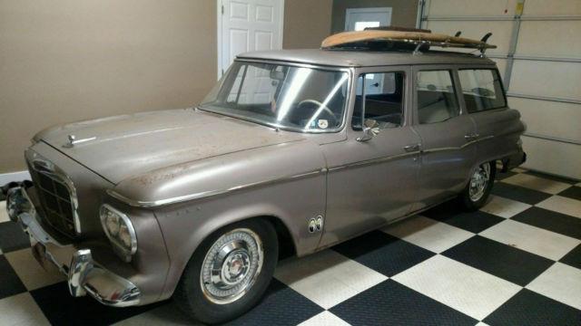 1962 Rat Rod Studebaker Lark Wagon