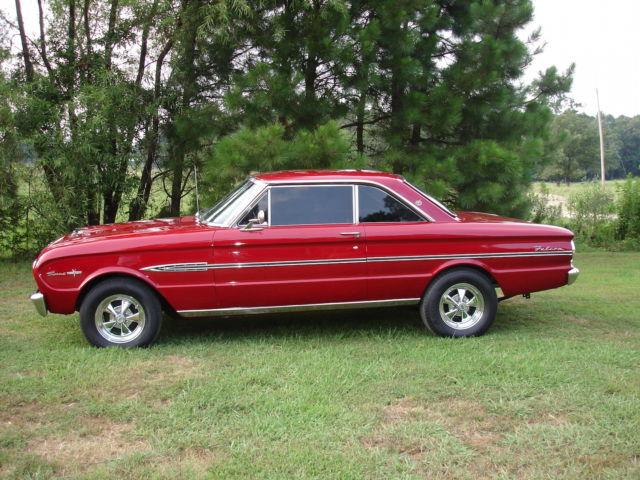 1963 1 2 Ford Falcon Sprint