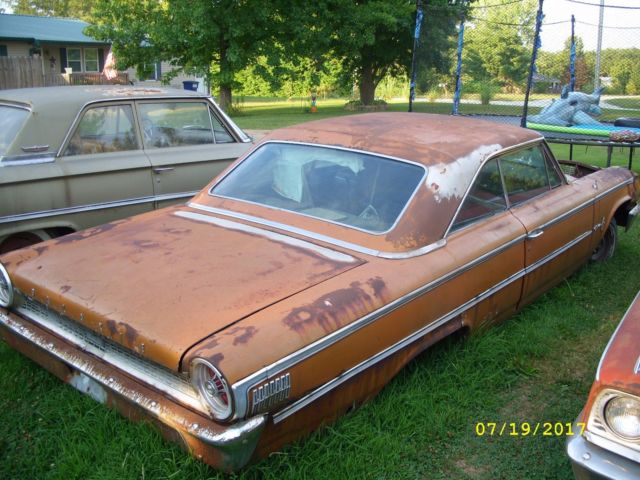 1963 1963 1 2 Ford Galaxie 500 Fastback R Code 427 8v 4