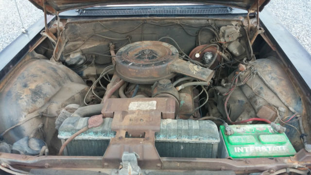 Buick Roanoke >> 1963 Buick LeSabre 401 cubic inch nailhead engine automatic ratrod classic rare