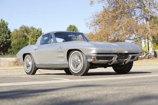1963 chevrolet corvette split window fuelie with 39k for 1963 corvette split window fuelie sale
