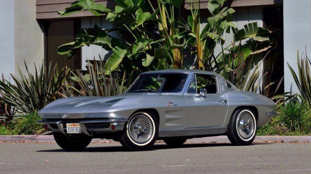1963 fuelie for autos post for 1963 corvette split window fuelie sale