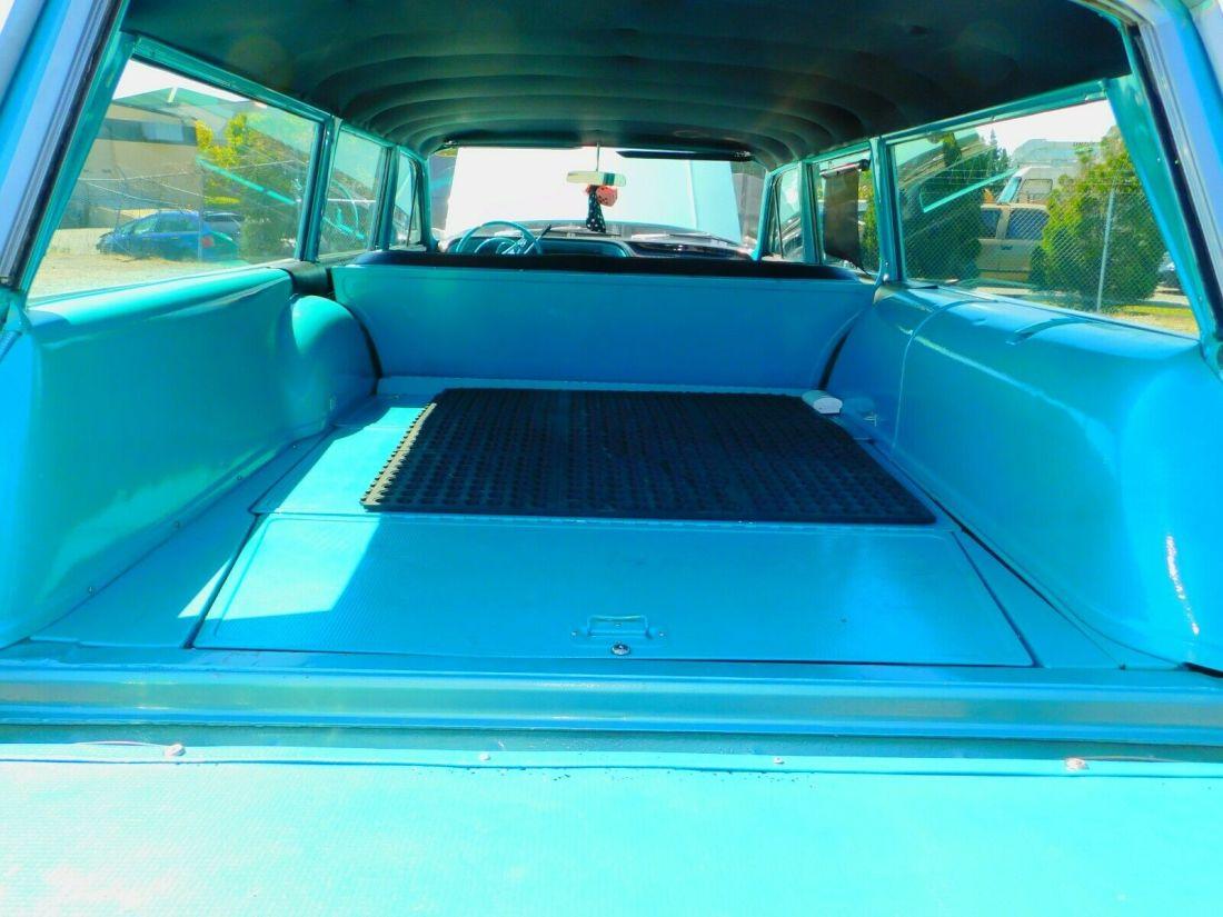 1963 Chevrolet Impala Bel Air Station Wagon Rest