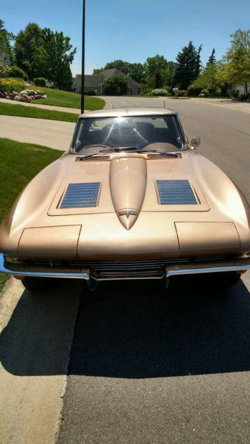 1963 corvette split window coupe survivor for 1963 corvette split window model car