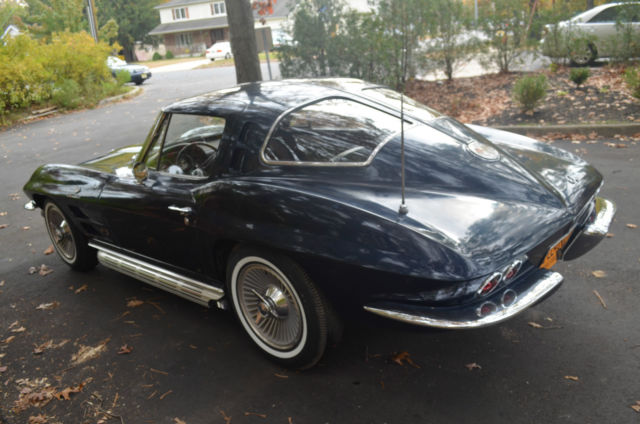 1963 corvette split window coupe fuel injected for 1963 split window coupe for sale