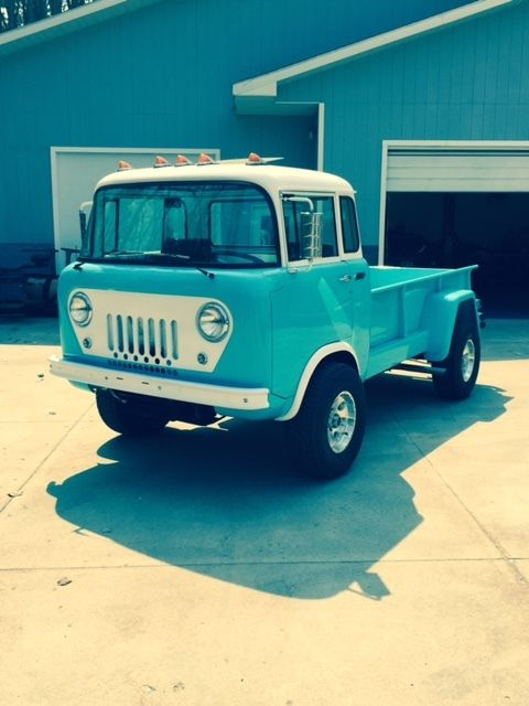 Fc Jeep Wd Truck on 1967 Kaiser Jeep M715 Parts