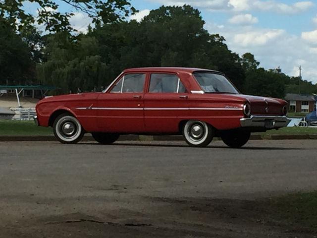 1963 Ford Falcon 4 Door Sedan 64k Miles