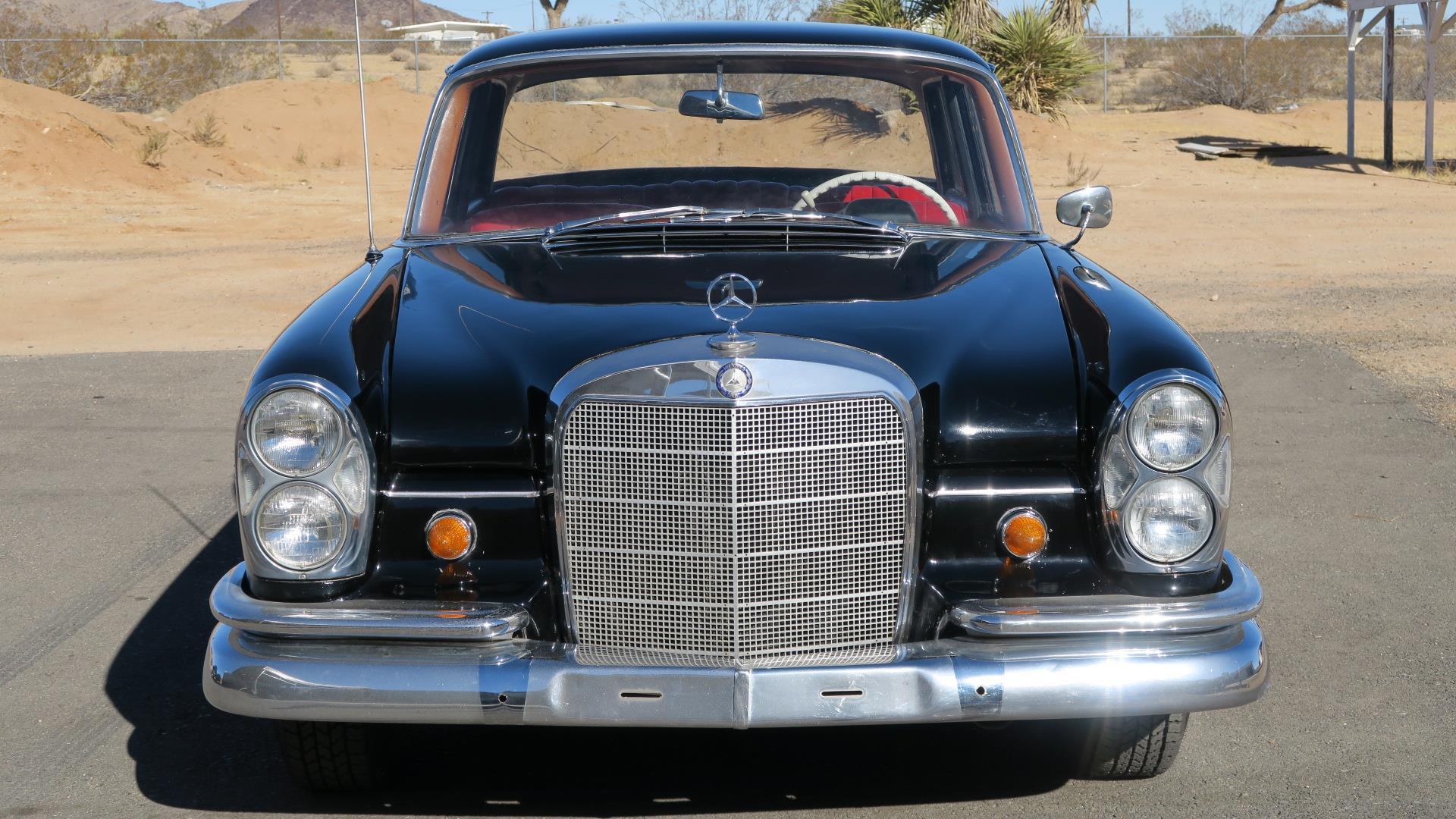 1963 mercedes benz 220s 64k original miles rare for 1963 mercedes benz